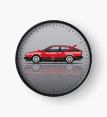 Alfa Romeo GTV6  Clock