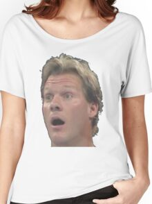 Chris Jericho is suprised Women's Relaxed Fit T-Shirt