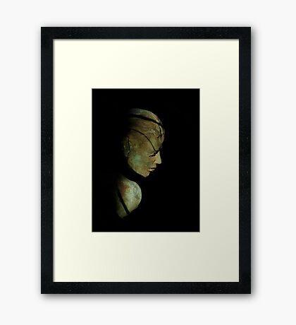Entre Ombres Et Lumiere ~ Part One Framed Print