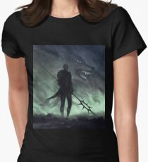 Last stand Women's Fitted T-Shirt