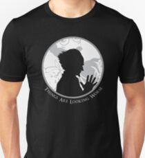 Count-Olaf Villain Baudelaire Orphans A Series of Unfortunate Events T-Shirt Unisex T-Shirt