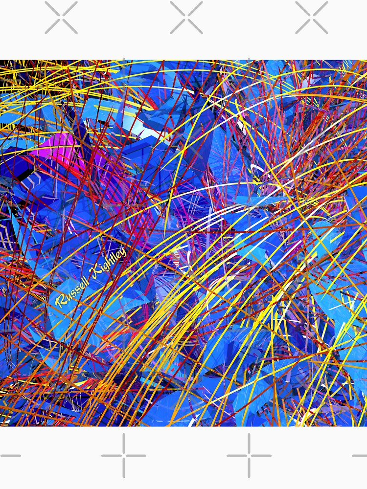 Abstract Fireworks by Kightleys