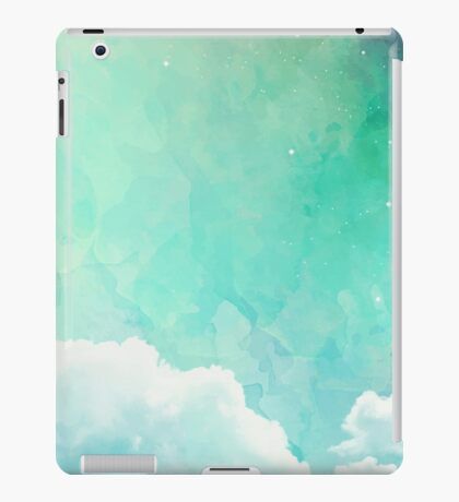 Above the sky iPad Case/Skin