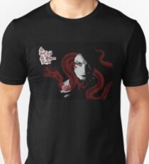 The Girl with the Dragon Tattoo Poster Unisex T-Shirt