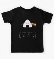 The dark side of the onigiri Kids Clothes