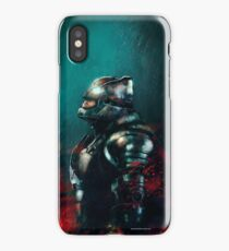 The Fire Before The Storm. iPhone Case/Skin