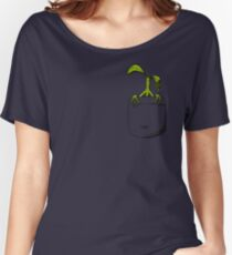 In Pocket Women's Relaxed Fit T-Shirt