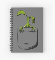 In Pocket Spiral Notebook