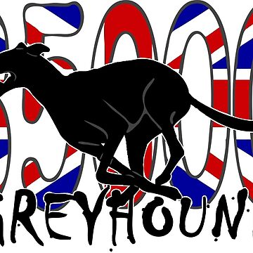 Greyhound 35000 Logo by PaperGoblin