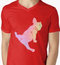 French Bulldog Yoga Funny T-Shirt