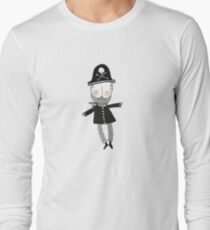 Pirate Paul : the Prince of Prance Long Sleeve T-Shirt