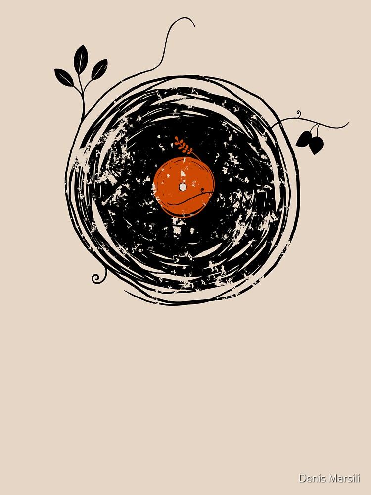 Enchanting Vinyl Records Vintage de ddtk