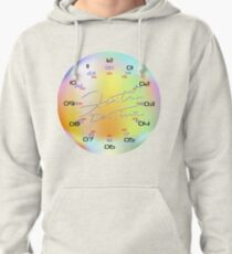 KolorKloc - Time Is Our Relative Pullover Hoodie