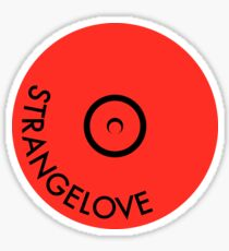 Strangelove DM Sticker