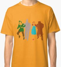 We're Off To See The Wizard! Classic T-Shirt