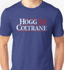 Dukes of Hazzard - Hogg Coltrane 84 (Reagan Bush 84) T-Shirt