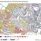 Multiple Deprivation Thornton ward, Wandsworth by ianturton