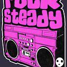 Radio Rock Steady by deerokone
