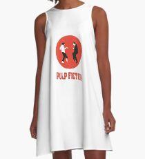 Pulp Fiction A-Line Dress