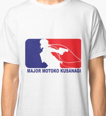 Major Motoko League Classic T-Shirt