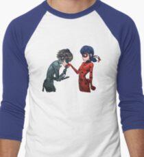 My Lady Men's Baseball ¾ T-Shirt