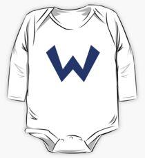 Wario Emblem Kids Clothes