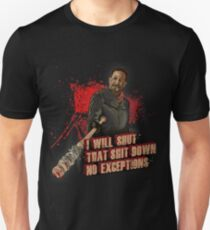 Negan Walking Dead T-Shirt