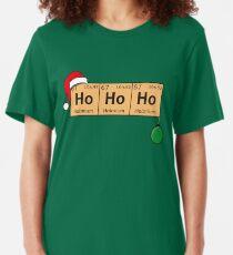 Chemistry Christmas Slim Fit T-Shirt