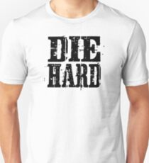 die hard classic hollywood movies movie film acton t shirts T-Shirt