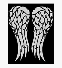 Daryl wings Photographic Print