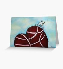 It takes two Greeting Card