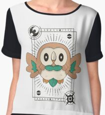 Rowlet Women's Chiffon Top