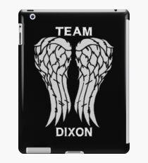 Team Dixon iPad Case/Skin
