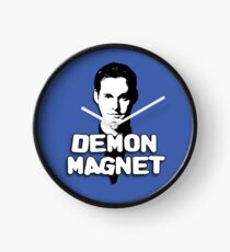 XANDER HARRIS: Demon Magnet Clock