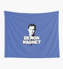 XANDER HARRIS: Demon Magnet Wall Tapestry
