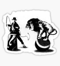 Jones Circus Sticker