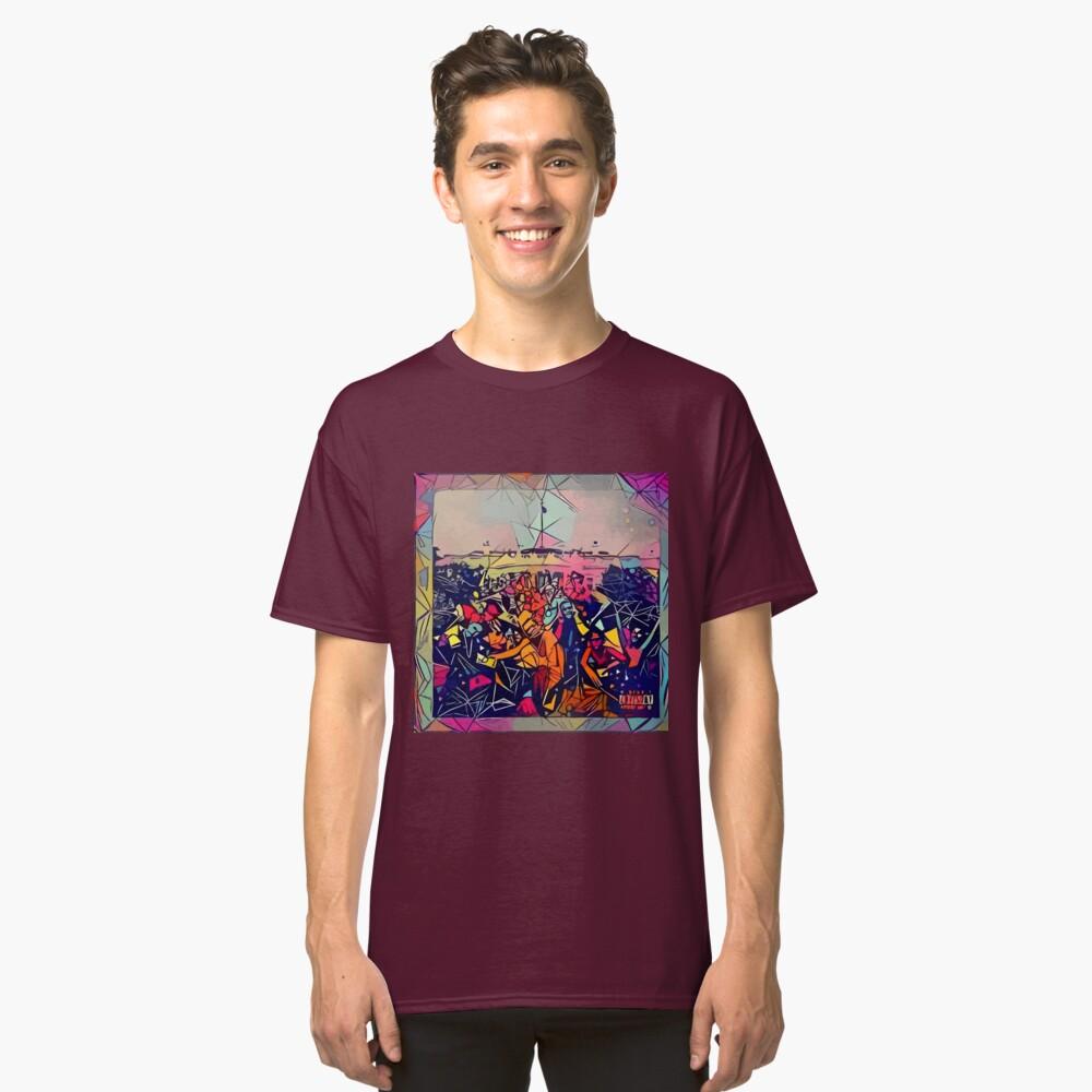 Zusammenfassung, einen Schmetterling zu pimpern Classic T-Shirt