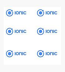 Ionic Photographic Print