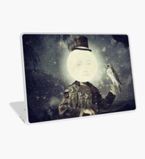 Full Moon Laptop Skin
