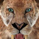 Saber Toothed Ttiger or Smilodon by Vac1