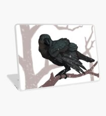 The Three Eyed Crow Laptop Skin