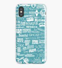 broadway baby iPhone Case/Skin