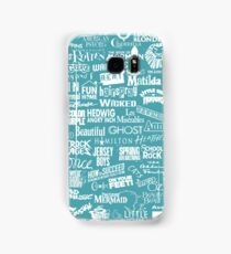 broadway baby Samsung Galaxy Case/Skin