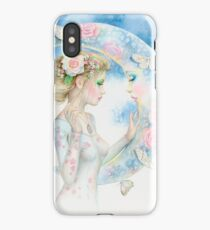 Moonstruck by Scot Howden iPhone Case/Skin
