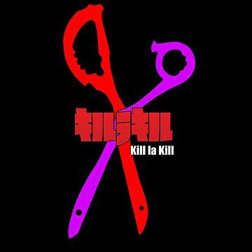 Kill la Kill scissor by primeworks