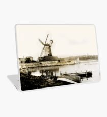 Historical Cley Windmill Laptop Skin