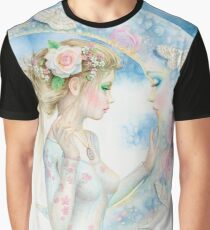Moonstruck by Scot Howden Graphic T-Shirt