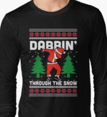 Dabbin Through The Snow T-Shirt