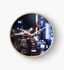 Traffic Lights Clock