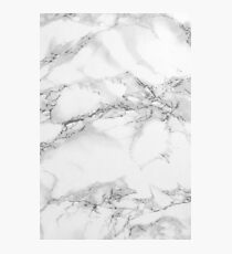 Marble Photographic Print